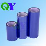 蓝色静电膜 耐温高光塑胶贴膜